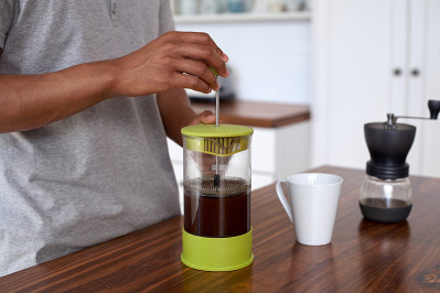 French Press - How to make the best coffee