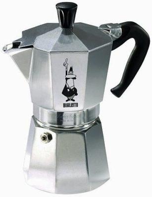 Bialetti Moka Pot - Stovetop Espresso Maker