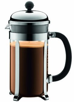Bodum Chambord French press coffee maker on Amazon