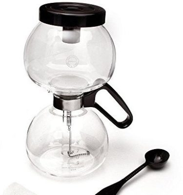 Yama Glass Vac Pot