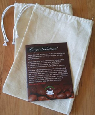 Cold Brew Coffee Filter Bag